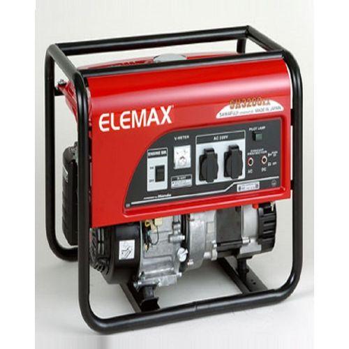 Elemax Generator in Red & Black SH3200EX