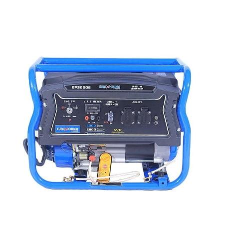 Euro Power 5 KW Petrol Generator EP-5500E