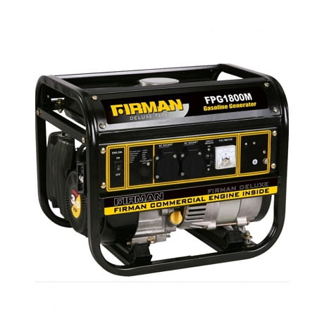 Firman 1.1 kW Petrol Generator FPG1800