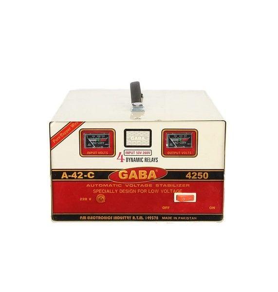 Gaba National 4Relay Stabilizer G 42C