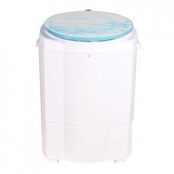 Gaba National GNW-52016 Baby Washing Machine With Spinner Blue White –