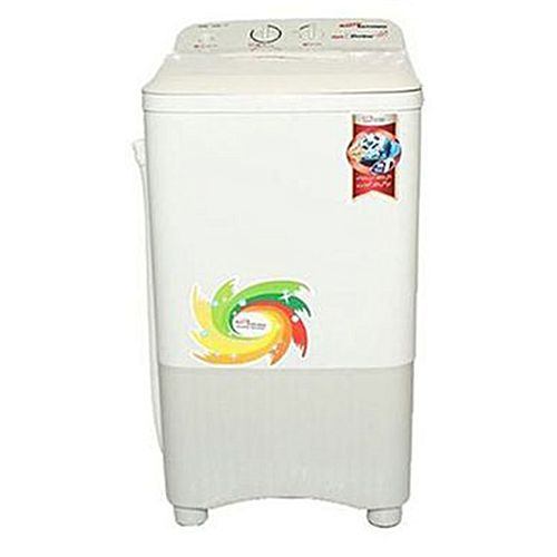 Gaba National GNW1208 Single Tub Washing Machine Grey