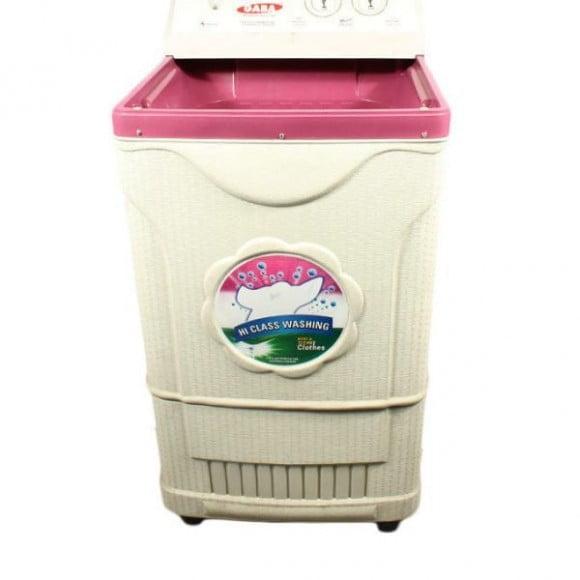 Gaba National Single Tub Washing Machine Gn-5515 – Grey