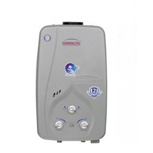 General 6 Liters Tec Instant Gas Water Heater