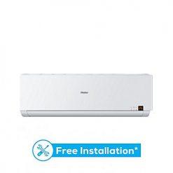 Haier 18 L – Split Type Air Conditioner – 1.5 Ton – White