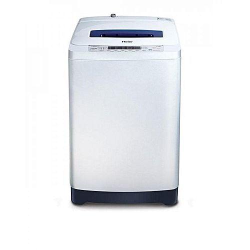 Haier Fully Automatic Washing Machine 75918 7.5 kg White