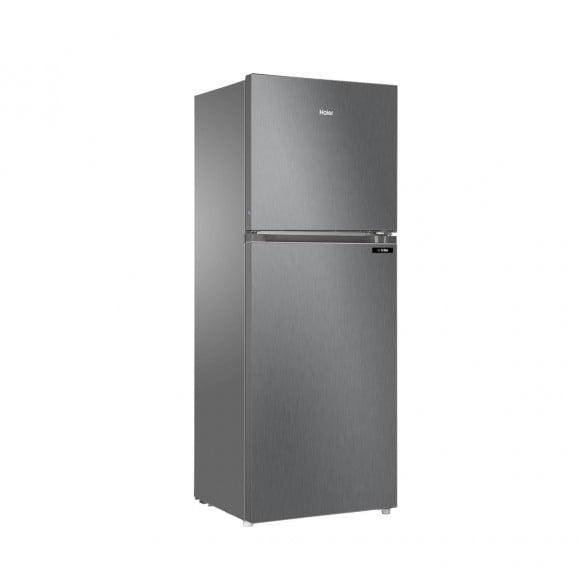 Haier HRF-438 EBS - E-Star Series Top Mount Refrigerator - 408L