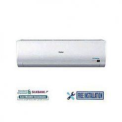 Haier HSU-12HN – Inverter Air Conditioner – 1.0 ton – White