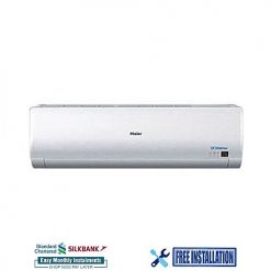 Haier HSU18HN DC Inverter AC 1.5 Ton White