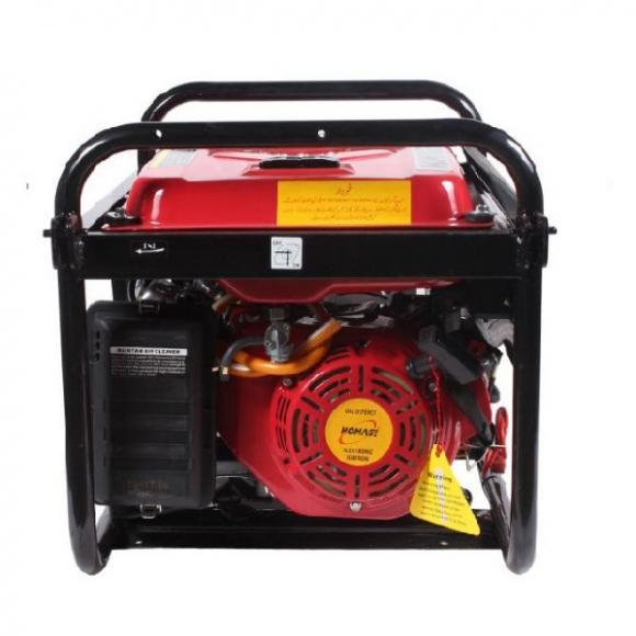 Homage 2.5KVA Generator Hgr-2.5KVD without ATS