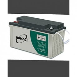 HOMAGE HB-150G Deep Cycle Gel Battery