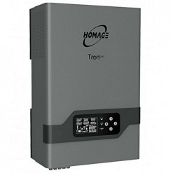 HOMAGE UPS Inverter HTD-3012SCC 2400 WATTS 60amp OFF Grid MPPT Solar Supported