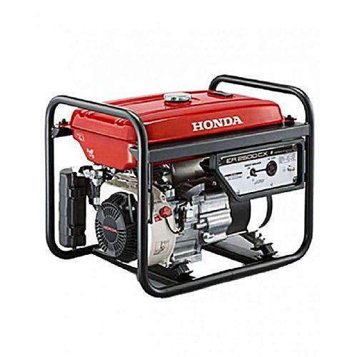 Honda ER2500CX (GAS & PETROL) – Generator – 2.2 KVA – Red (HONDA ATLAS (PVT) LTD WARRANTY
