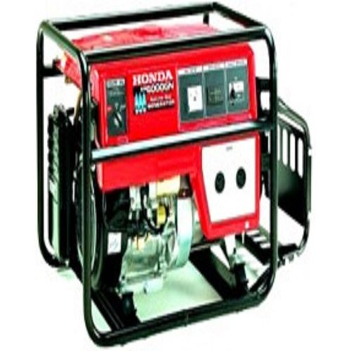 Honda Natural Gas Generator EM 6000 GN