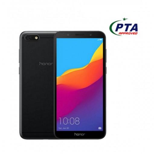 Honor 7S 16GB Dual Sim Black - Official Warranty