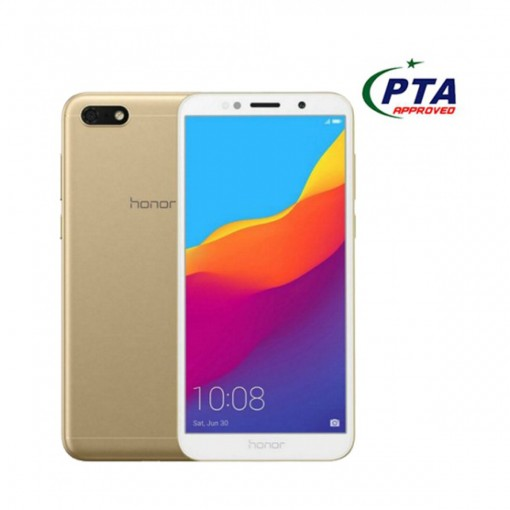 Honor 7S 16GB Dual Sim Gold - Official Warranty
