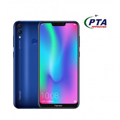Honor 8C 32GB 3GB RAM Dual Sim Aurora Blue