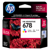 Hp Cartridge 678 Color