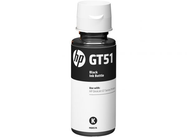 Hp Ink Bottle GT52 Black