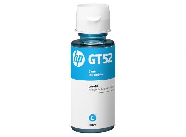 Hp Ink Bottle GT52 Cyan