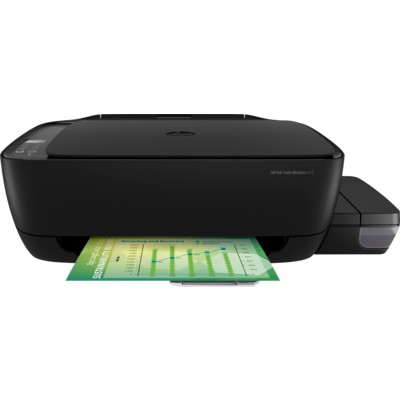 HP Ink Tank Wireless 410 All-in-One Printer