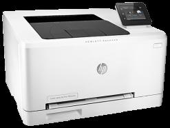 HP Laserjet Pro 252DW Color Printer