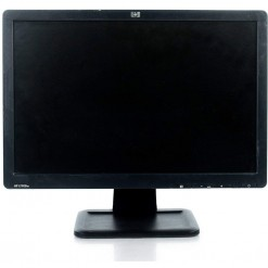 "HP LE1901w Black 19"" Screen LCD Flat Panel Monitor - Used"