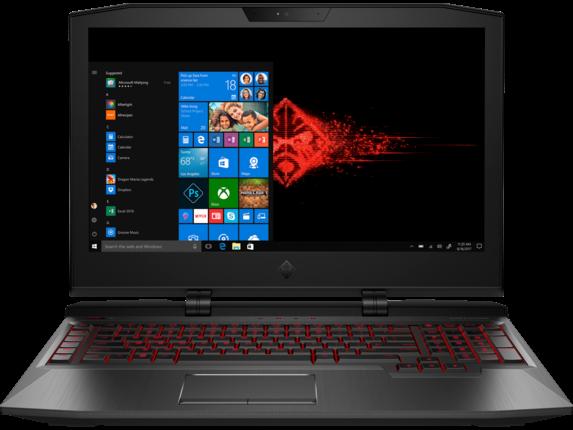 HP Omen 17 AP034TX Ci77th 32GB 1TB 512GB 17.3 8GB GPU