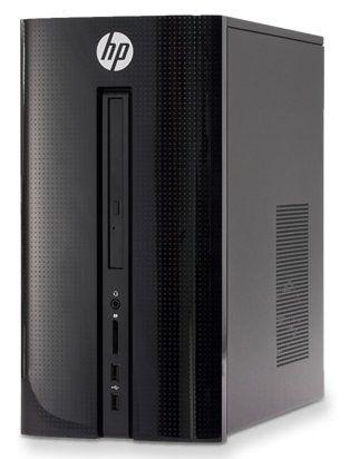 HP Pavilion 510 p010cn Pentium G4400T 4GB 500GB DVDRW GPU