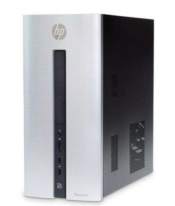 HP Pavilion 550 125L Ci5 6th 4GB 1TB DVDRW GPU
