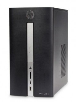 HP Pavilion 570 P053JP Ci5 7th 8GB 2TB 256GB DVDRW