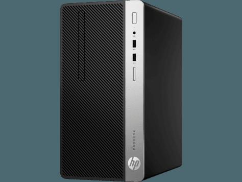 HP ProDesk 400 G5 MT Ci3 8th 4GB 1TB DVD