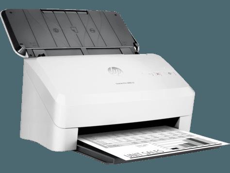 HP Scanjet Pro 3000 Sheet-feed Scanner