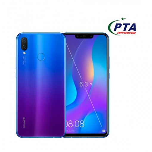 Huawei Nova 3i 128GB Dual Sim Iris Purple