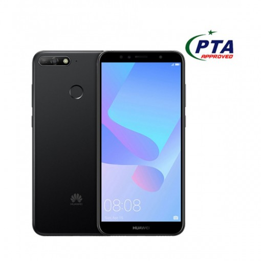 Huawei Y6 Prime 2018 16GB Dual Sim Black