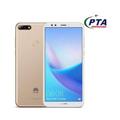 Huawei Y7 Prime 2018 32GB Dual Sim Gold