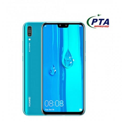 Huawei Y9 2019 64GB Dual Sim Sapphire Blue