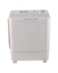 HWM 100-AS - Twin Tub Washing Machine - White