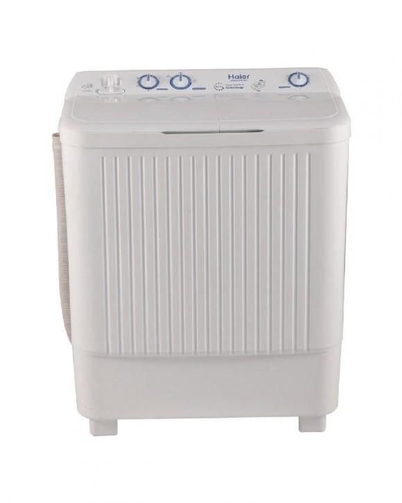HWM 100-AS - Twin Tub Washing Machine - White