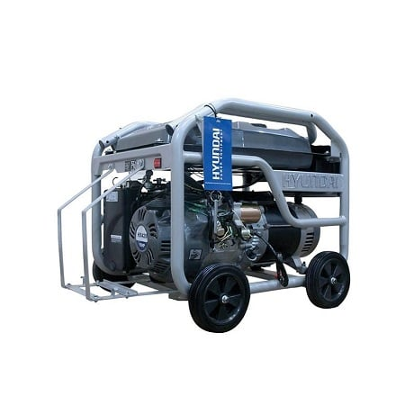 HYUNDAI 6.5 kVA Petrol Generator HGS7250