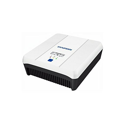 HYUNDAI HIS1500 Inverter With Builtin Solar Charger White