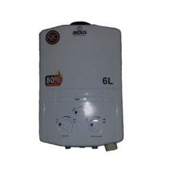 Indus 6 Ltr Energy Saver Instant Gas Geyser