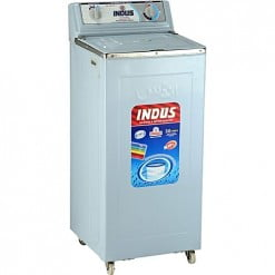 Indus Dryer Machine Metal Body-Grey