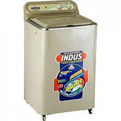 Indus Washing machine Metal Body-Cream