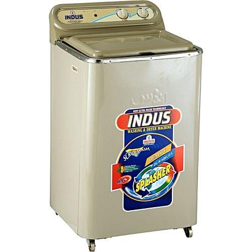 Indus Washing machine Metal Body-Cream
