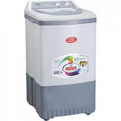 Indus Washing Machine Plastic bodyGrey
