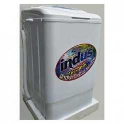 Indus Washing Machine Quick wash 8 kg White