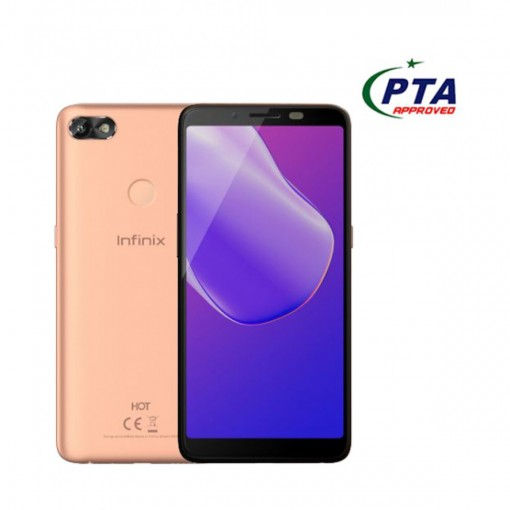 Infinix Hot 6 16GB Dual Sim Gold (X606)