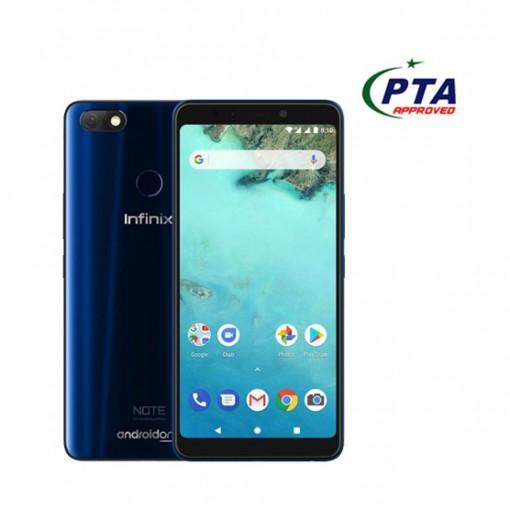 Infinix Note 5 64GB Dual Sim Ice Blue (X604)