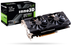 Inno3D Nvidia GeForce GTX 1060 6GB